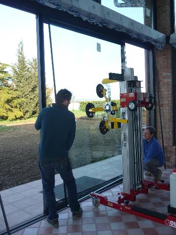 Carrelli sollevatori EVO3500TS e 4500TS