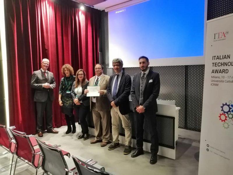 Gimav e gli Italian Technology Awards 2019