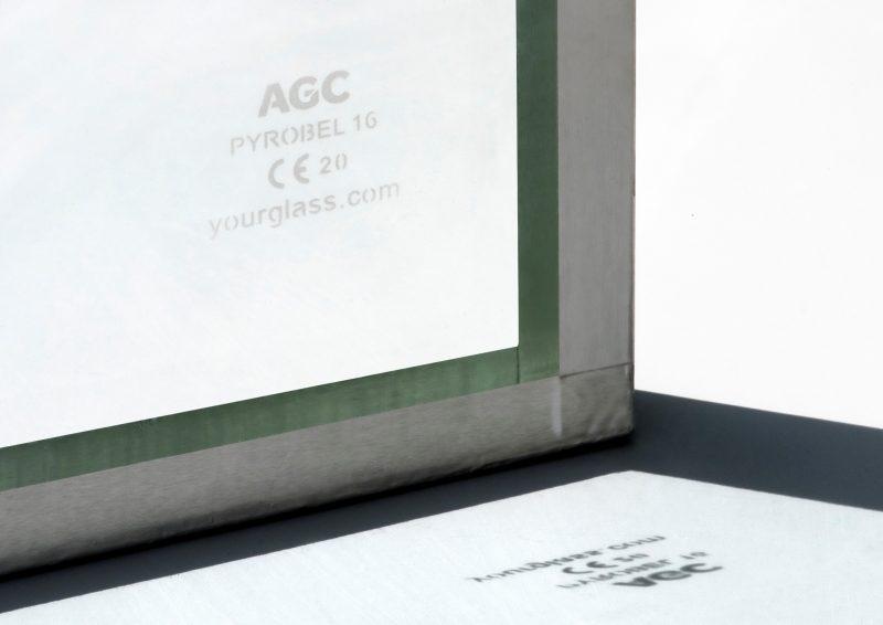 Pyrobel e Pyrobelite di AGC: garanzia raddoppiata