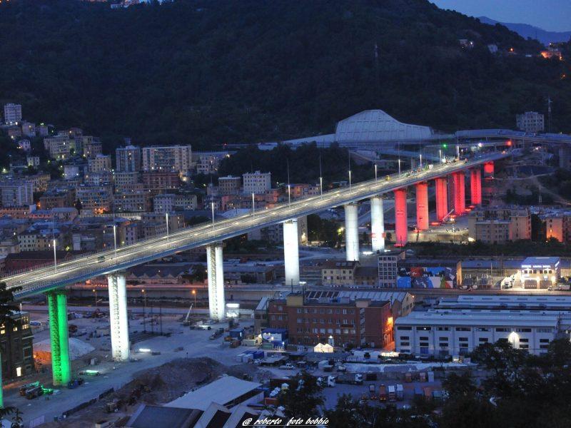 Pilkington Optiwhite extrachiaro per il nuovo Ponte di Genova