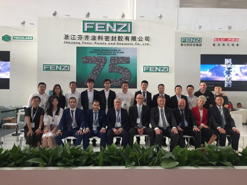 Fenzi a China Glass 2021