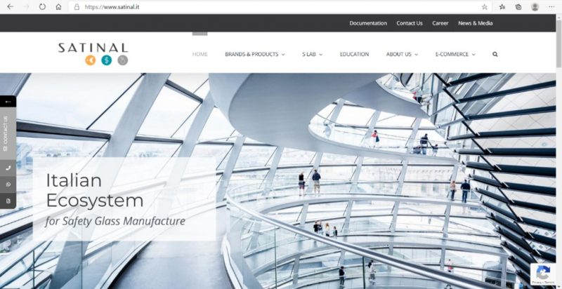 SATINAL.IT: è on line il nuovo sito dell'azienda Satinal