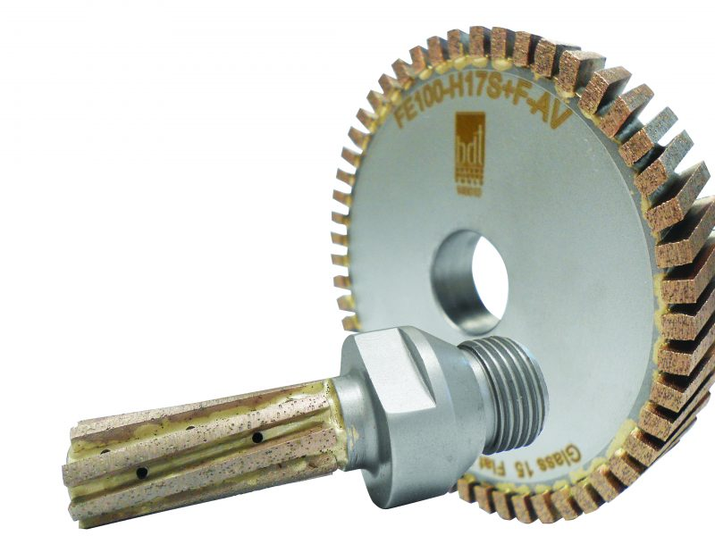 Mole ad alta velocità Bovone Diamond Tools