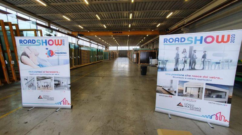 Saint-Gobain: nuovo deposito e un Road Show