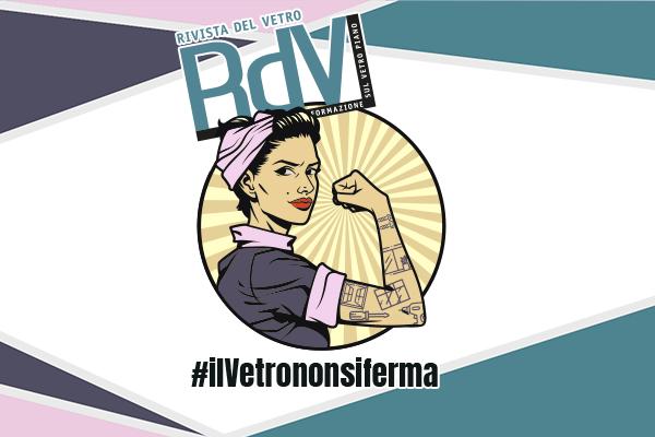 #ilVetrononsiferma il nuovo canale dedicato alle news sull'emergenza Covid-19